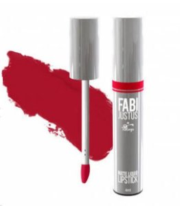 MATTE LIQUID LIPSTICK POP - FABI JUSTUS / TB BLOGS