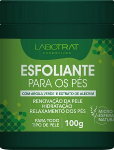 ESFOLIANTE PARA OS PÉS 100g / LABOTRAT