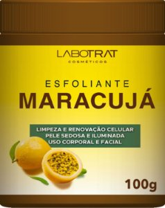 ESFOLIANTE DE MARACUJÁ 100g / LABOTRAT