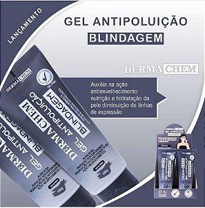 GEL ANTIPOLUIÇÃO BLINDAGEM / DERMACHEM