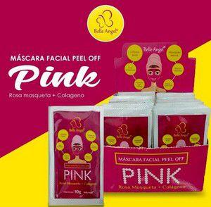 MÁSCARA FACIAL FACIAL PEEL OFF PINK