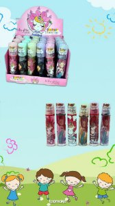 BRILHO LABIAL INFANTIL 4ML /DISCO TEEN