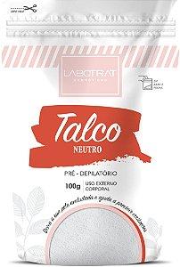 TALCO NEUTRO HIPOALERGÊNICO 100g / LABOTRAT