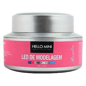LED DE MODELAGEM 09 PINK / HELLO MINI