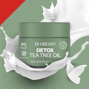 CREME FACIAL 50G DETOX TEA TREE OIL