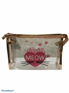 NECESSAIRE SUPER CAT / INTERPONTE