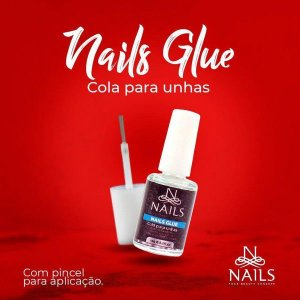 COLA PARA UNHAS 10G NAILS GLUE / NAILS