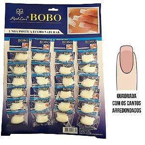 UNHA BOBO QUADRADA CANTOS ARREDONDADOS NORMAL