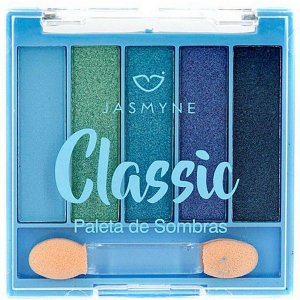 CLASSIC PALETA DE SOMBRAS - COR C / JASMYNE