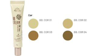 BB CREAM FPS 30 FILTRO SOLAR / MISS LARY