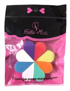 KIT DE ESPONJAS FLOR / HELLO MINI