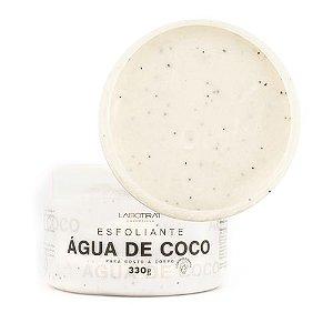 ESFOLIANTE ÁGUA DE COCO 330g / LABOTRAT