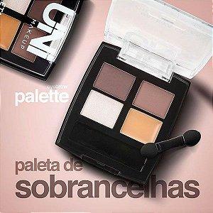 PALETA DE SOBRANCELHAS / UNI MAKEUP