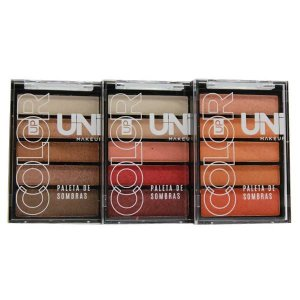 PALETA DE SOMBRAS - COLOR UP / UNI MAKEUP