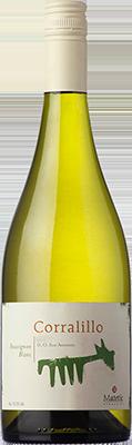 VINHO - Matetic Corralillo Sauvignon Blanc - 750 ml