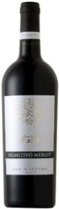 VINHO - San Marzano Falo Primitivo Merlot Salento - 750 ml