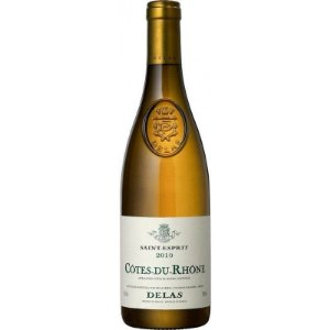 VINHO - Delas Freres Cotes du Rhone Saint Sprit Blanc - 750 ml