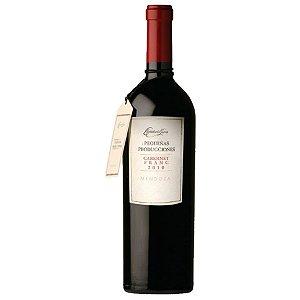 VINHO - Escorihuela Pequeñas Producciones Cabernet Franc  - 750 ml
