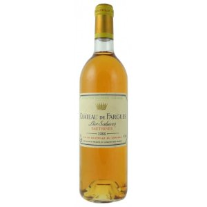 SOBREMESA - Chateau de Fargues 375 ml - 375 ml