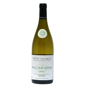 VINHO - Willian Fevre Chablis 1er Cru Vaillons - 750 ml