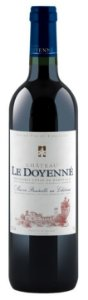 VINHO - CHATEAU Le Doyenné - 750 ml