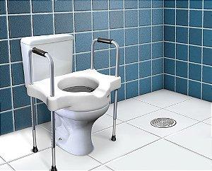 Elevador Assento Sanitário c/Alças Reguláveis SIT V