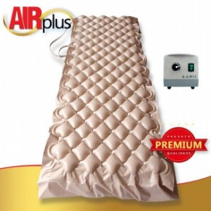 Colchao Hospitalar Pneumático Anti Escaras Air Plus