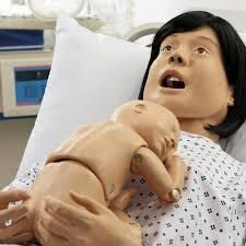 Simulador de parto emocionalmente envolvente - Basic Lucy - 3B Scientific