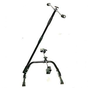 Exercitador Mini Bike Pernas e Braços (cicloergômetro)