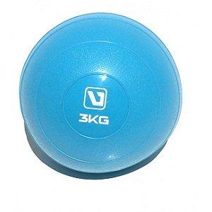Soft Ball - Mini Bola de Exercício - 3kg