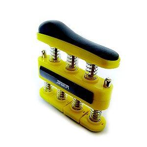 Exercitador para Dedos - Leve - 3lbs / 1,36kg - Amarelo