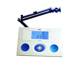 pHmetro de Bancada com Calibração Automática para pH, mV (ORP) e Temperatura