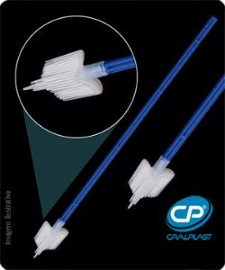 Escova Cervical Plastica (Citobrush) Cx 100 unidade