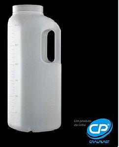 Coletor 24 horas a granel 3 litros com alça
