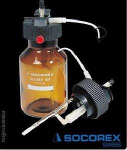 Dosador com frasco Socorex