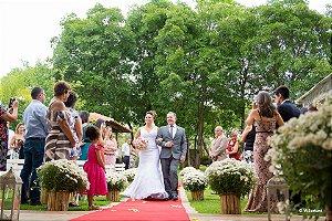 Cobertura fotográfica da cerimônia de casamento para 2020
