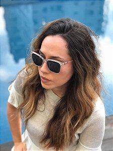 Óculos Reticulados - Cannes