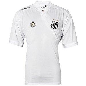 Camisa Santos Jogo I Official Plus Size 2016 Kappa Masculina ... 33dcdd8d8755a