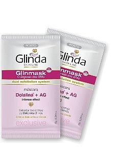 Glinmask - O segredo dos Spas 12 unidades- Tratamento  clareador e anti-aging  (padrão para 3 meses ou intensivo para um mês)
