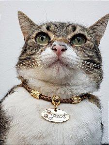 Colar Pet JACK para Cães e Gatos