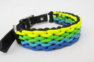 Coleira Paracord ENDLESS FALLS