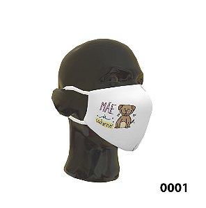 Máscara de Tecido Love PETS