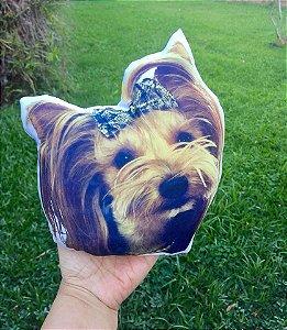 Almofada 3D PERSONALIZADA MEU PET