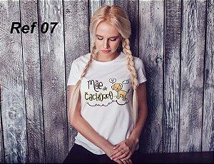 Camisetas Coleção Mãe de PET