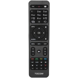 Controle Remoto Tocomsat Turbo Sll / Turbo s2