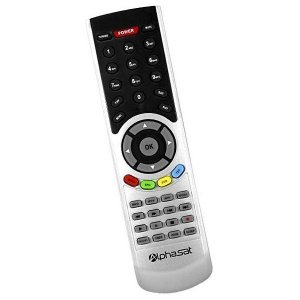 Controle Remoto Alphasat TX KVM Edition Plus