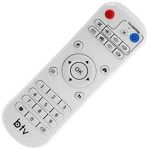Controle Remoto para Btv b9 2.4G
