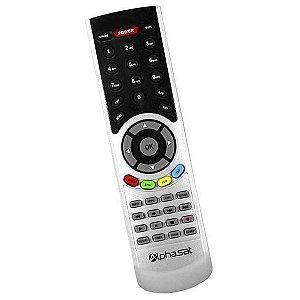 Controle Remoto para Alphasat Tx HD / Alphasat Tx KVM