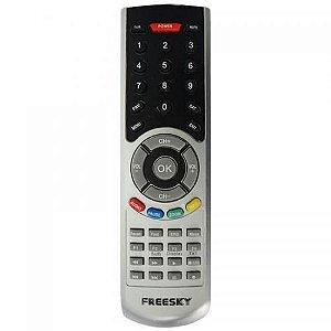 Controle Remoto para Freesky Max HD+