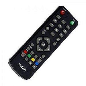Controle Remoto para Showbox Sat HD